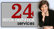 24 hour dispatch